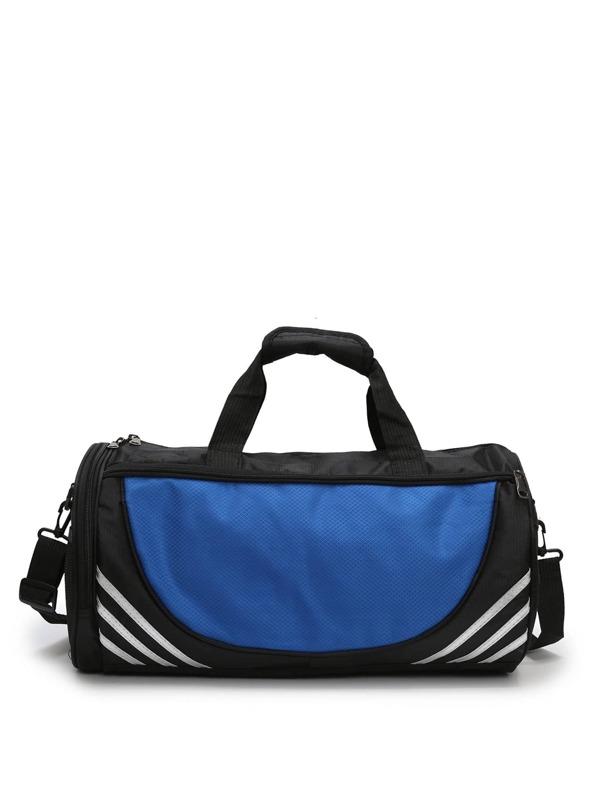 3b4b70e328 Men Nylon Striped Holdall Bag