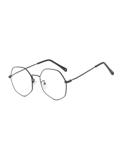 ec2f7afed نظارات إطار معدني | شي إن