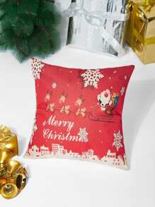 Christmas Pattern Pillowcase
