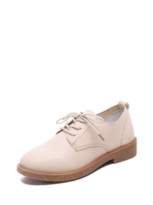 Lace Up Low Top Oxfords