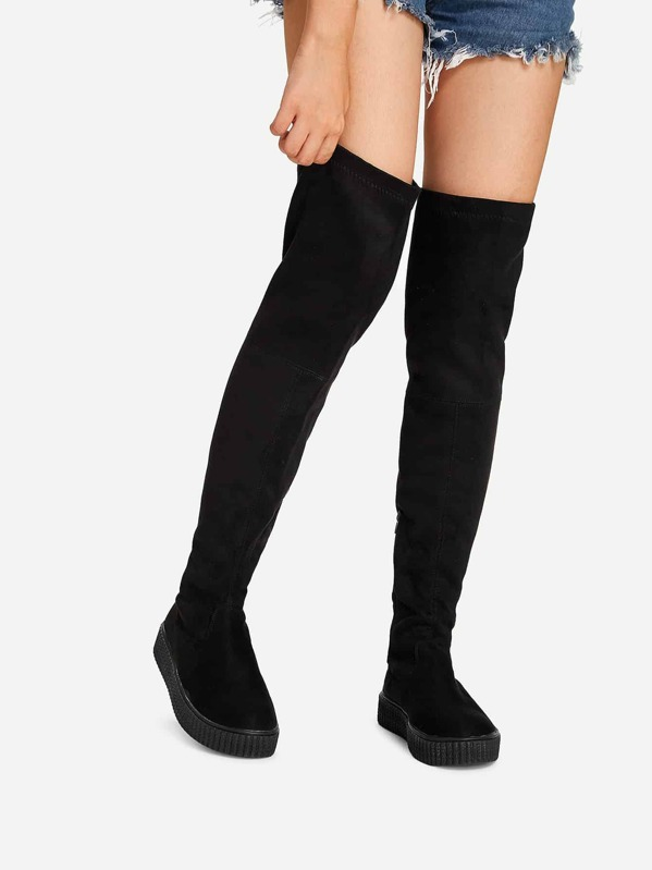 0deb05fd055 Over The Knee Boots