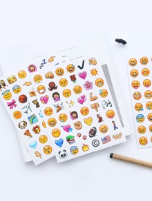 Emoji Decal 4sheets