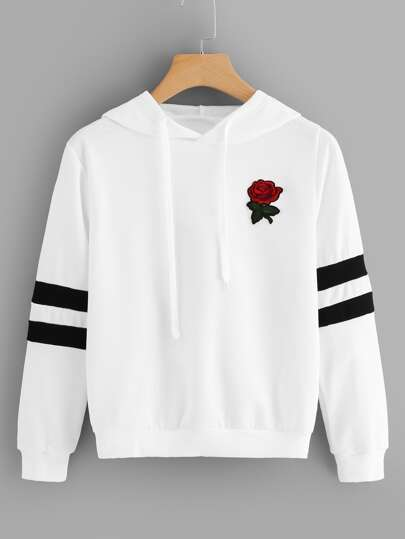 f2458da21932e Sweatshirts   Hoodies & Sweatshirts for Women   Letter Print & Crop ...