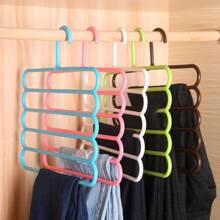 Random Color Multi Layer Pants Hanger 1pc