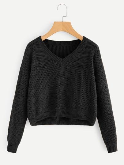 7d5a4f073cd9 Sweaters | Sweaters Sale Online | ROMWE
