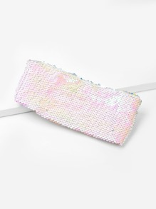 Sequin Elastic Headband