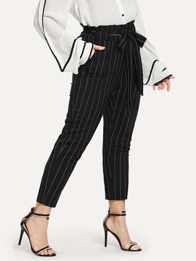 3f20f2adfbf381 Plus Size Pants | Plus Size Pants Online | SHEIN
