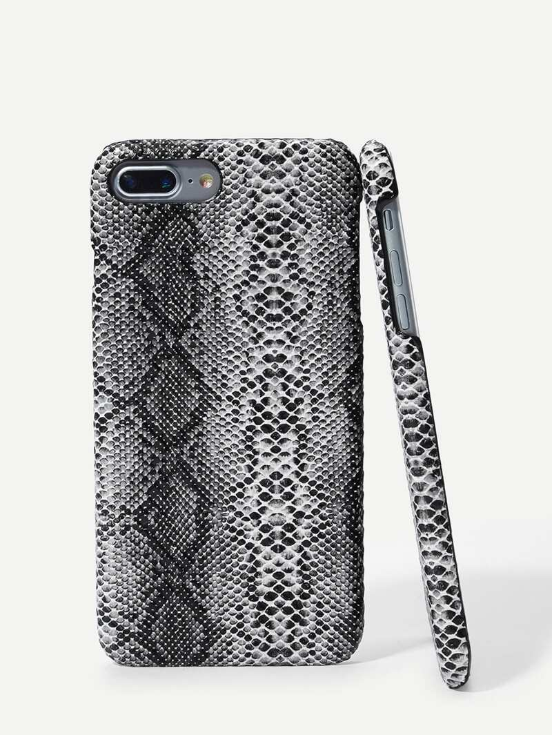 check out 87754 fc2c8 Snakeskin Pattern iPhone Case