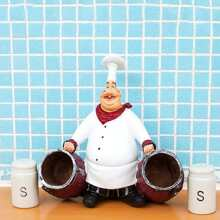 Image of Chef Shaped Decorative Object