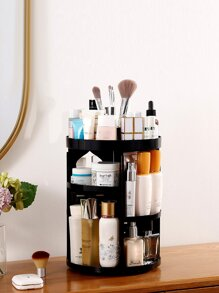 Round Desktop Cosmetic Storage Rack