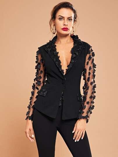 72fb073eadd8 Blazers, Shop Blazers Online | SHEIN IN