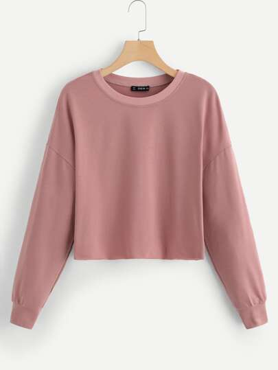 31da4c351 Sweatshirts | Hoodies & Sweatshirts for Women | Letter Print & Crop ...