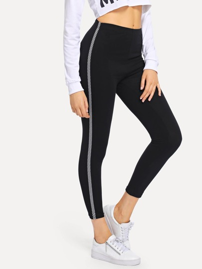 0b206fd1200278 Leggings, Shop Leggings Online | SHEIN IN