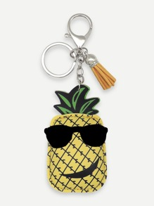 Pineapple Shaped Key Chain