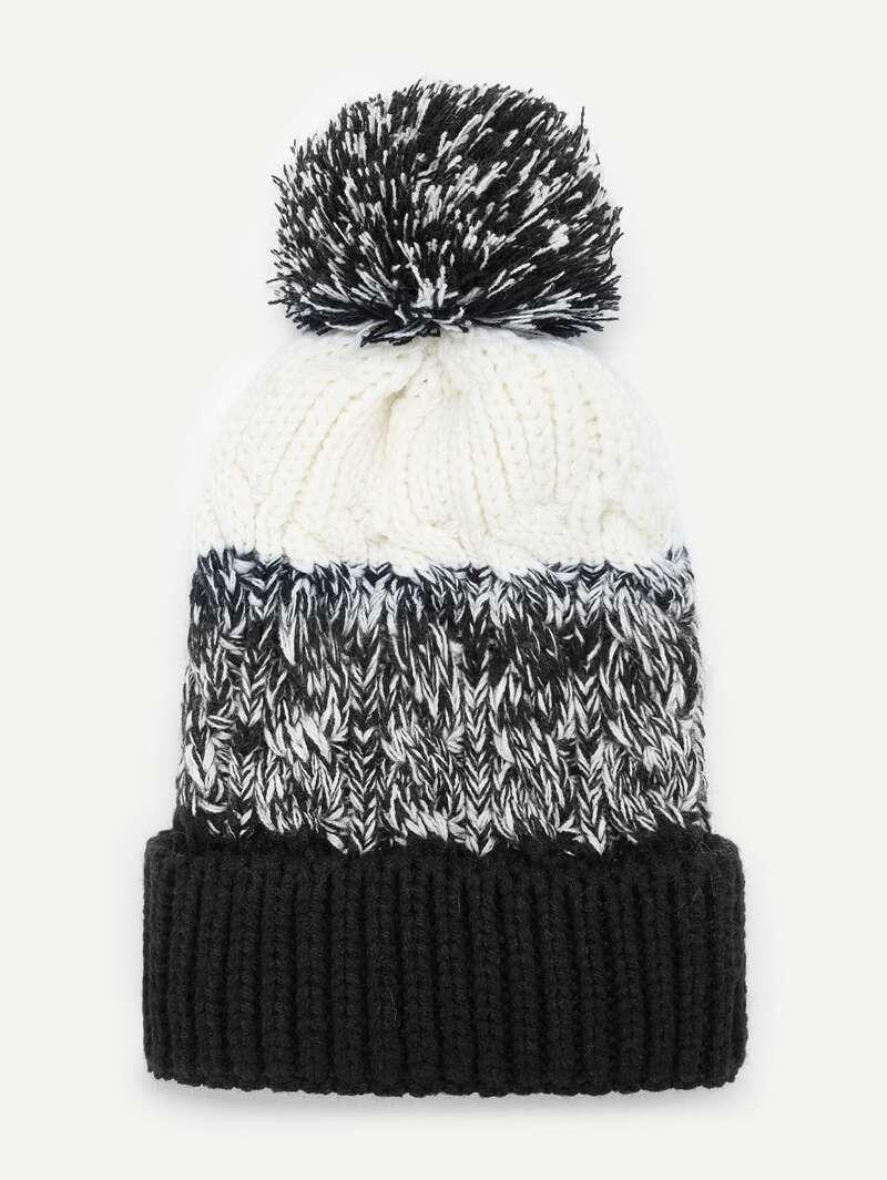 475d80428 Guys Colorblock Beanie Hat