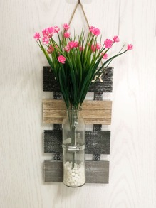 Artificial Flower Bunch With 7pcs Branch