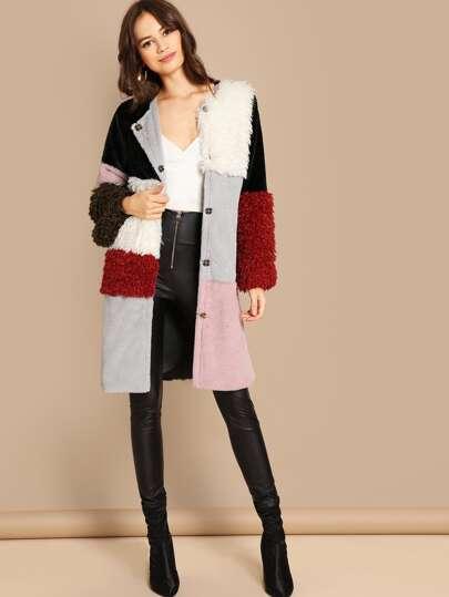 c5db5cda4 Outerwear, Shop Outerwear Online | SHEIN IN
