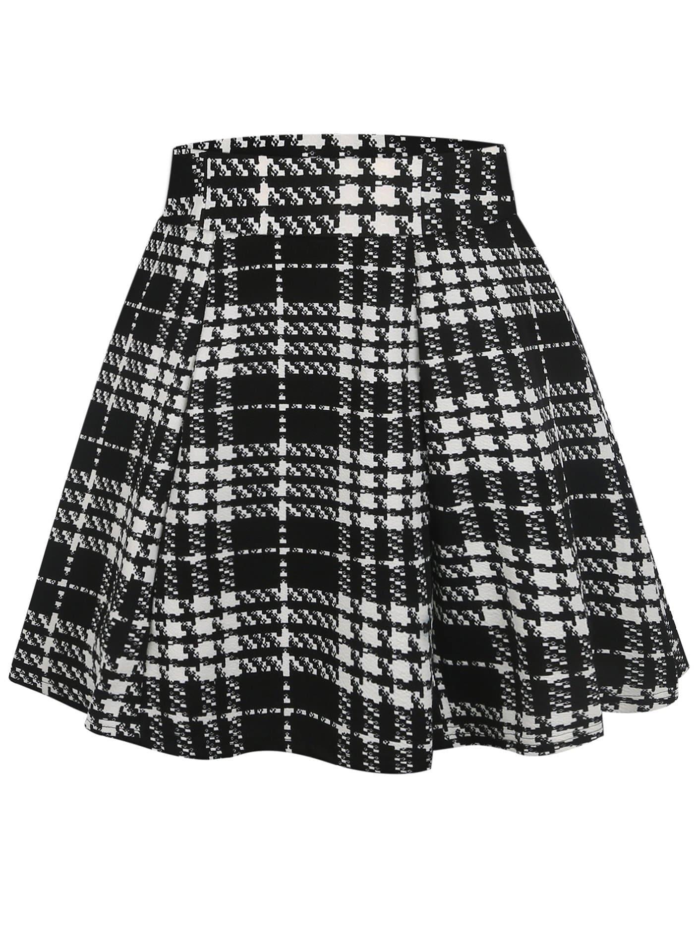 50s юбка в клетку thumbnail