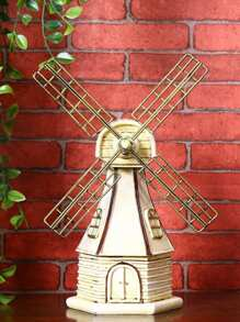 Windmill Shaped Decorative Object