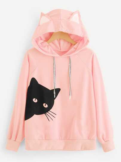 471c3dc9b Sweatshirts, Shop Sweatshirts Online | SHEIN IN