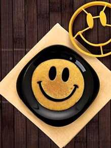 Smiley Face Omelette Mold