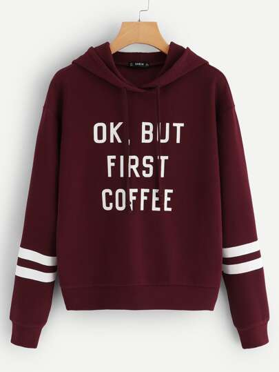 e06f289c Sweatshirts, Shop Sweatshirts Online | SHEIN IN