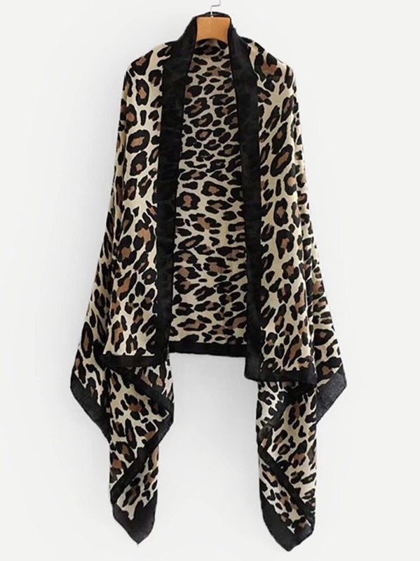751a0e185e4d Cheap Leopard Print Cardigan for sale Australia | SHEIN