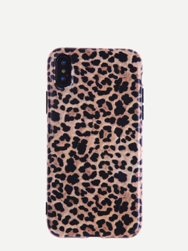Leopard I Phone Case by Sheinside