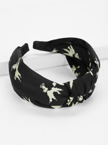 Knot Cartoon Headband