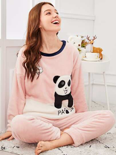 307c0ceb51 Pajama Sets - Shop Pajama Sets for Women Online | SHEIN IN