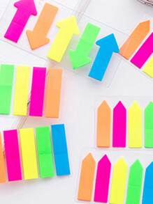 Multi-shaped Sticky Note Set 300sheets