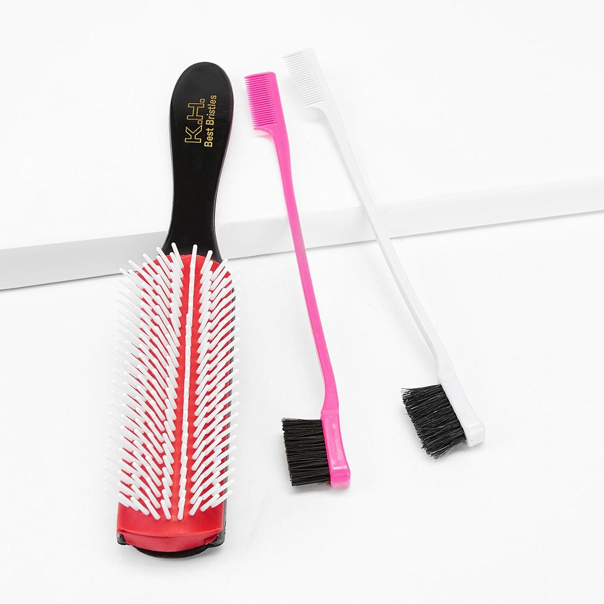 Профессиональная расческа для волос 3 шт