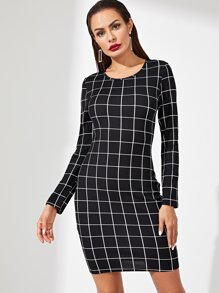 From Fitting Grid Dress