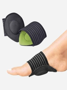 Cushioned Arch Supports Foot Pad 1pair