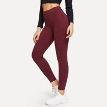 INOpets.com Anything for Pets Parents & Their Pets Sparkle Stretch Knit Gym Leggings