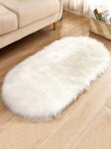 Faux Fur Floor Mat