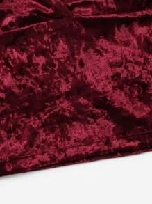 36240fbba90 Cheap Solid Velvet Bralette Cami Top for sale Australia