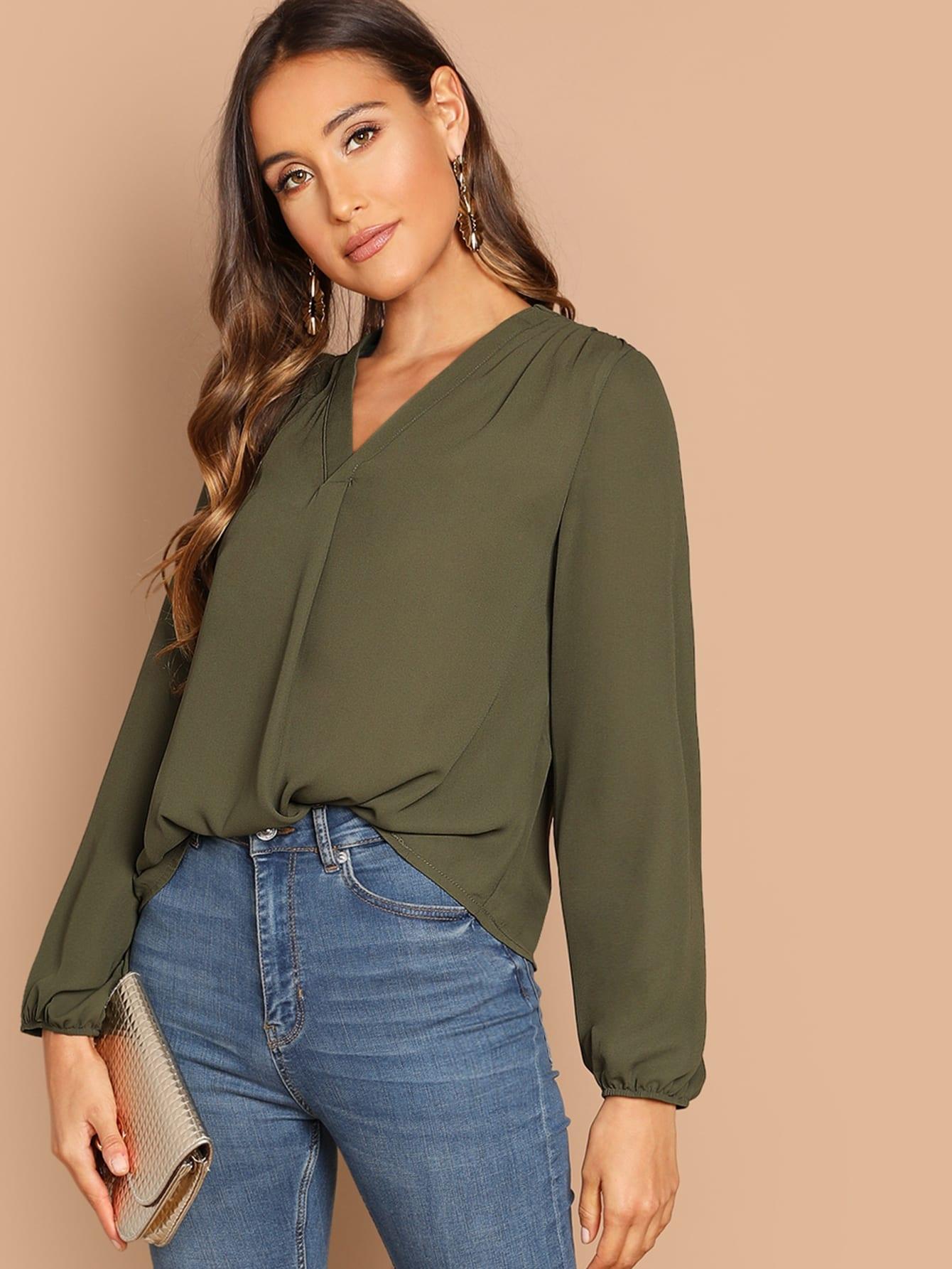 фото простых блузок конечно было