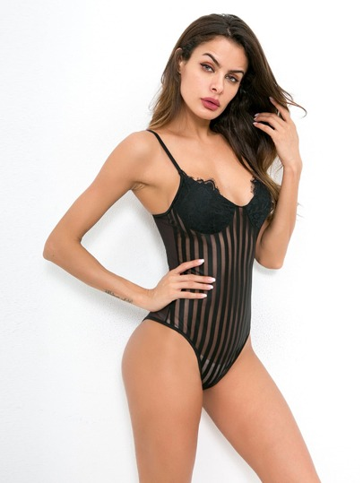 60a68940889ab Sexy Lingerie   Shop Lingerie for Women Online   SHEIN IN