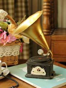 Phonograph Decorative Object