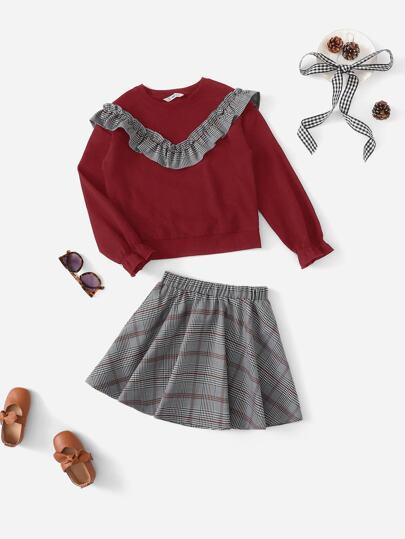 9349ac1679f Compra Tops para niñas | SHEIN ES