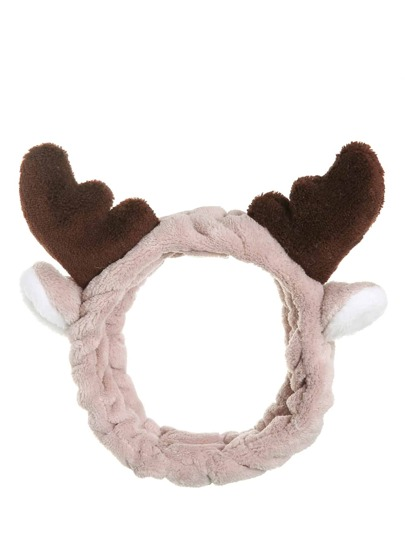 Antler & Ear Bath Headband