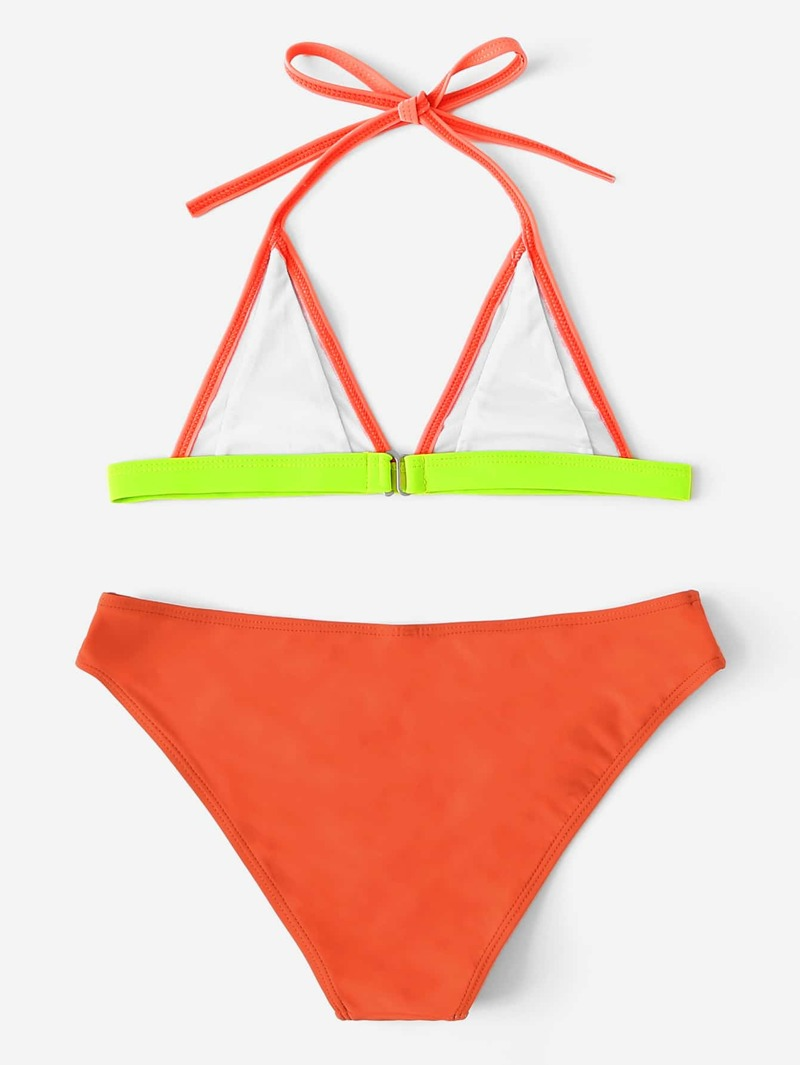 Bikini Con Con De De Bikini Estampado Estampado Sandía Sandía KcT1JulF3
