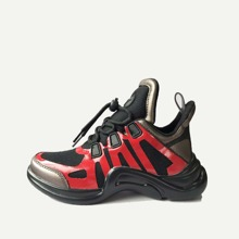 Toddler Kids Lace-up Trainers