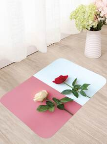Two Tone Floor Mat
