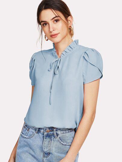c7b9ab919b4b Women's Blouses, Shirts & Dressy Tops | SHEIN