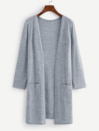 45cf9e08778 Простое пальто с карманами