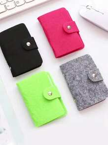 Random Color Card Holder 1pc