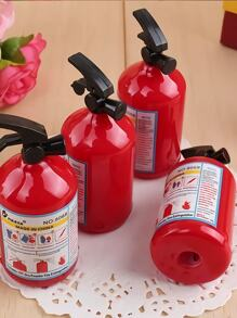Fire Extinguisher Shaped Sharpener 1pc