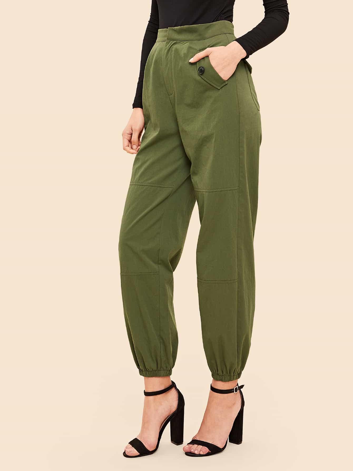 60s конические брюки с карманом thumbnail